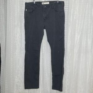 Grey Vans Chino Pants Sz38